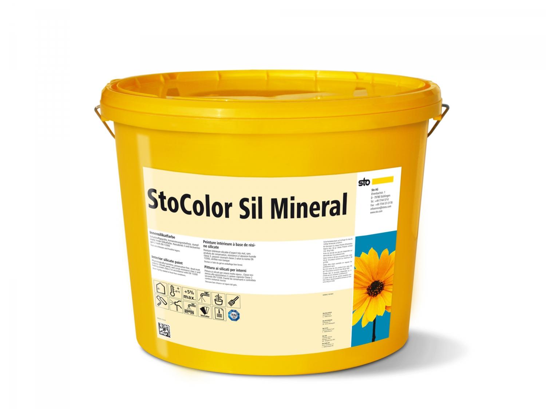 stosil mineral herbsthofer malerei farben profishop. Black Bedroom Furniture Sets. Home Design Ideas